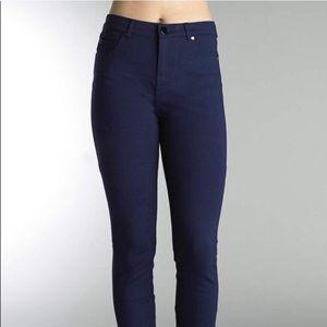 Tempo Paris Navy Pants Size 12